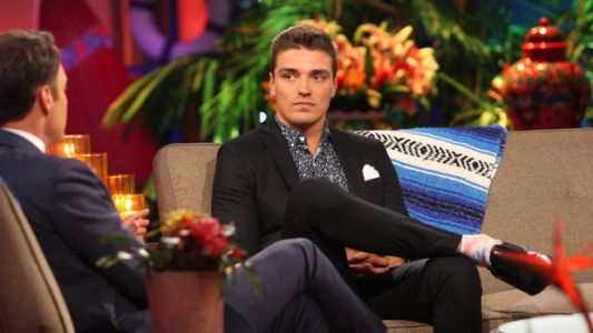 Dean Admits He Kept Playing Kristina And Danielle After 'Bachelor In Paradise'