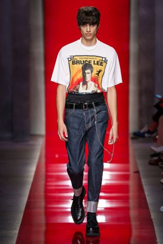Dsquared2 Looks to Chinese Culture to Inspire Spring '20 Collection