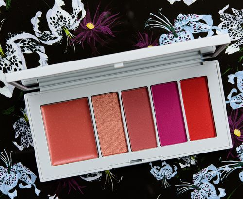 NARS Poison Rose Lip Powder Palette Review, Photos, Swatches