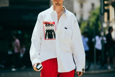 The Strongest Street Style From Pitti Uomo & Milan Kept Things Clean and Crisp