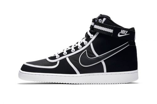 Nike's Vandal High Returns in a Clean Black/White Color Scheme