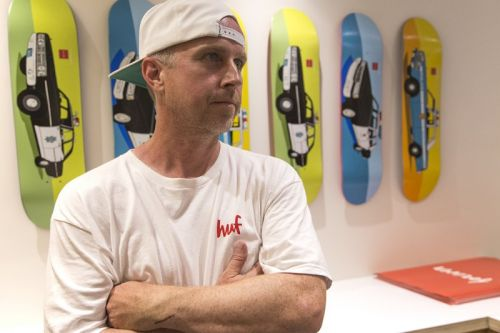 Benny Gold Is Raffling His HUF Collection in Memory of the Brand's Founder