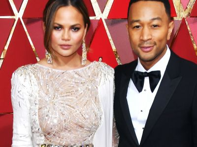 Chrissy Teigen Gave John Legend A Very Naked Father's Day Surprise