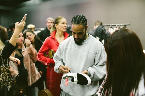 A Look Inside Fear of God's Christmas Pop-Up at Maxfield LA