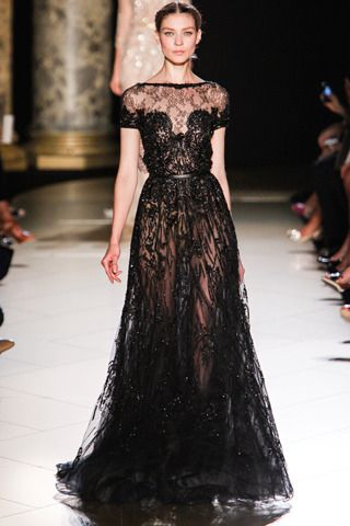 The following people really should wear this Elie Saab couture