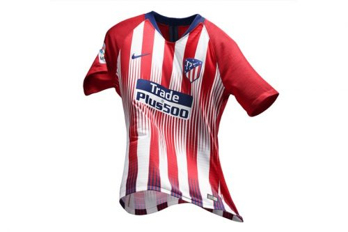 Atlético de Madrid Pays Tribute to Fans' Passion With New Home Kit