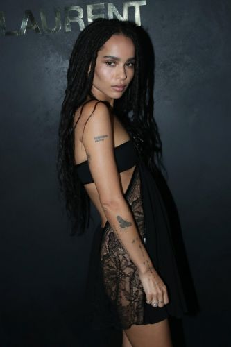 Zoë Kravitz Is Your New Catwoman