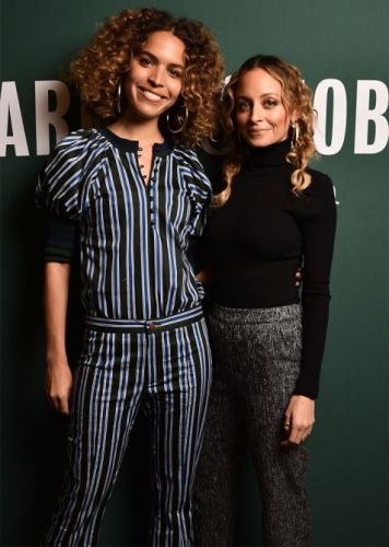 Nicole Richie Just Put a Chic Twist on This Kid's Hairstyle