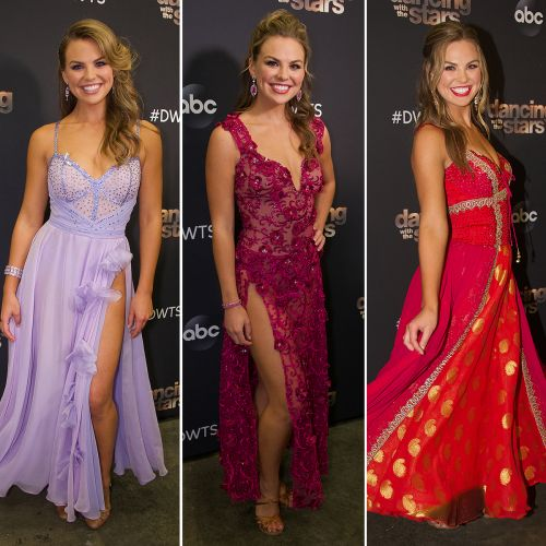 'Bachelorette' Star Hannah Brown's Costumes on 'Dancing With the Stars' Just Get More Gorgeous