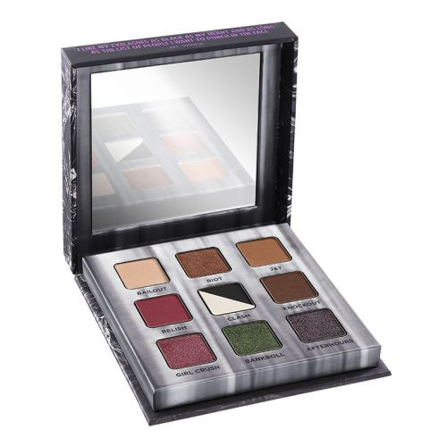 Urban Decay Troublemaker & O.N.S. Afterglow Palettes for Holiday 2017