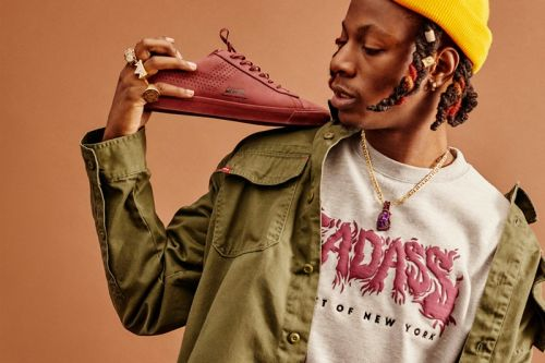 Joey Bada$$ Debuts His First Official Sneaker & Apparel Collaboration With Pony