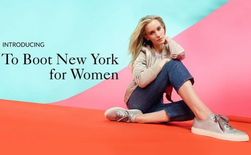 Men's footwear brand To Boot New York launches first women's collection