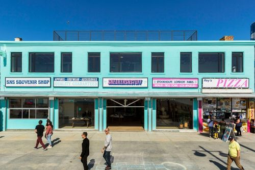 Take a Look Inside Sneakersnstuff's Los Angeles Flagship Store