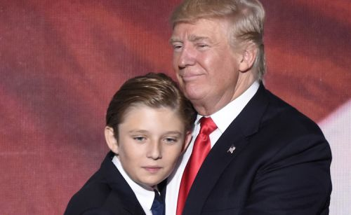 "Barron Trump's Nickname Is ""Little Donald"" - Everything to Know About the President's Youngest Son!"
