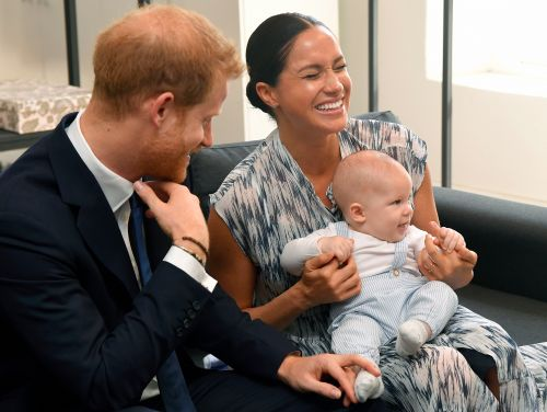 Red-Headed Royal! Prince Harry Says Baby Archie Has Red Hair, Just Like His Dad