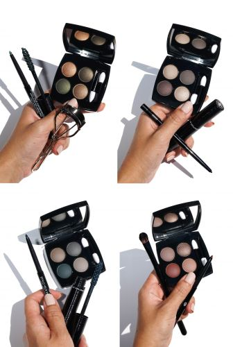 Chanel New Eye Collection Review + Swatches
