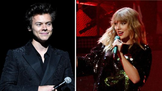 Fans Are Still Shipping Harry Styles and Taylor Swift Years After Their Romance, and He's Encouraging It!