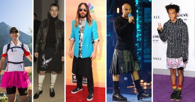 Get your legs out for the lasses: Why men in skirts are manly AF