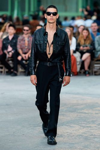 Suddenly Next Summer: AMI Delivers Dark & Sensual Spring '20 Collection