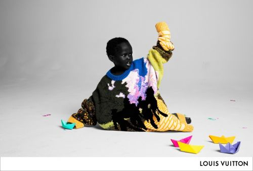 Louis Vuitton Explores Boyhood & Adolescence for Spring '19 Campaign