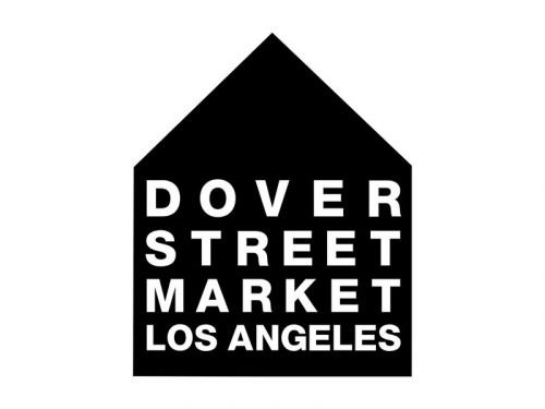 Dover Street Market LA Is Making Bootleg Merch