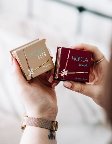 A Bronzer For Every Skin Tone: Benefit's NEW Hoola Shades