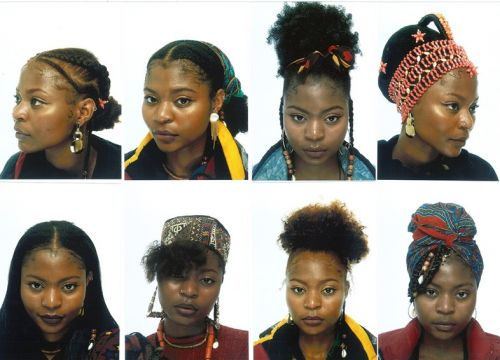 The Nigerian Photographer Celebrating Afro Hair Through Passport Pictures