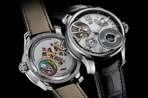 Greubel Forsey Updates QP à Equation With Rhodium-Colored Gold Dial