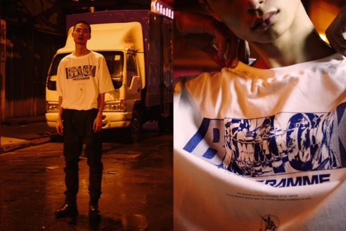 "Guerilla Group Unveils ""Runaway Heroes"" SS18 Collection"