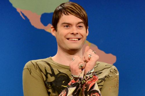 Bill Hader: 'At SNL, you always feel like you're going to get fired'