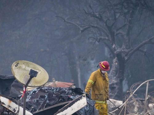 More Than 1,000 People Are Now Missing In The California Wildfires As Death Toll Rises