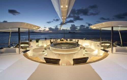 Superyachts to Charter for Spring Break