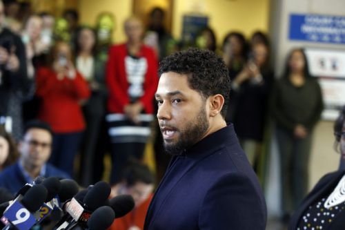 Jussie Smollett Countersues City Of Chicago For 'Maliciously' Prosecuting Him