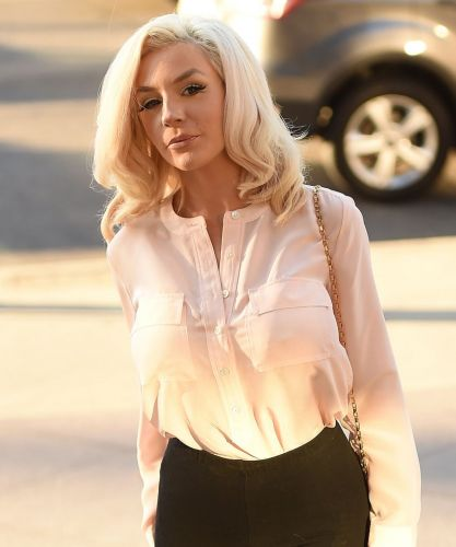 Courtney Stodden's Trauma Isn't Just From Their Husband - It's Also From The Media