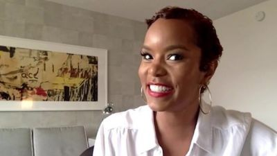 Watch A Giddy LeToya Luckett Tell Her Surprise Engagement Story And Just TRY Not To Smile