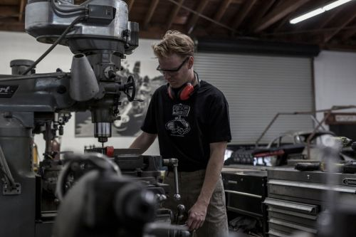 """Period Correct Teams up With Emory Motorsports for """"Parts Obsolete"""" Collection"""