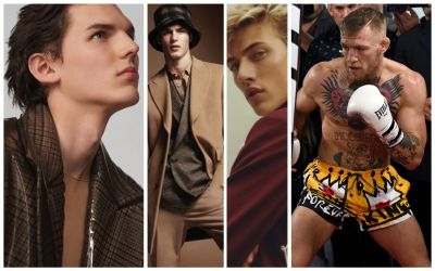 Week in Review: Today's Top Models, Conor McGregor's Workout Style, Calvin Klein + More