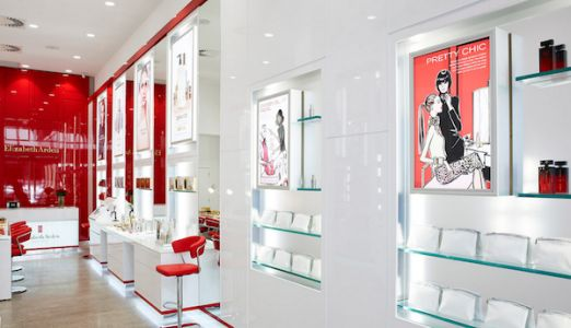 One for the Beauty Lovers: Elizabeth Arden's Auckland Boutique