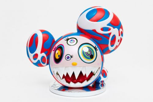 Takashi Murakami to Release Limited Edition 'Melting DOB' Figure