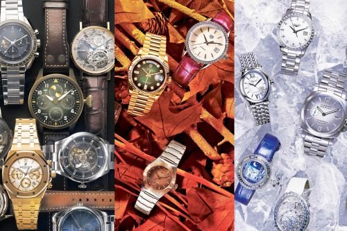 Fall 2019's hottest watches give us the feels - and the chills
