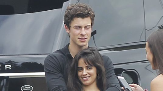 Heating Up! Shawn Mendes and Camila Cabello Spotted Kissing at a Cafe in San Francisco