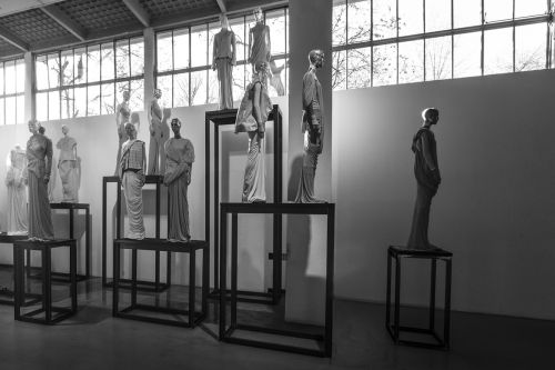 Your First Look Inside Rick Owens' Milan Retrospective