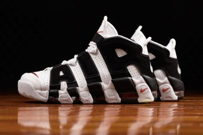 Scottie Pippen's Nike Air More Uptempo Takes on a New Colorway Design