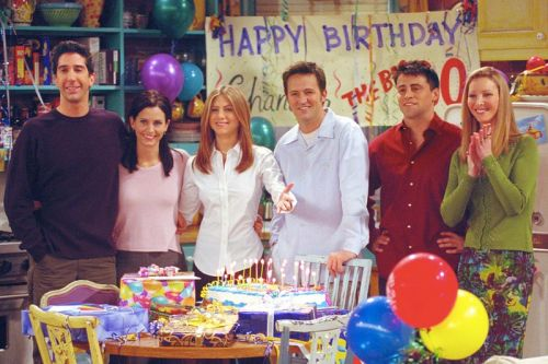 'Friends' Is Hitting the Silver Screen To Celebrate Its 25th Anniversary