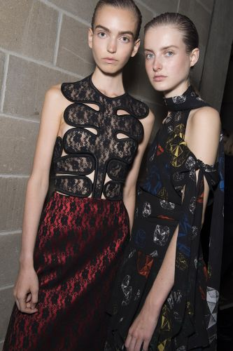 Christopher Kane: Ready-to-Wear SS19
