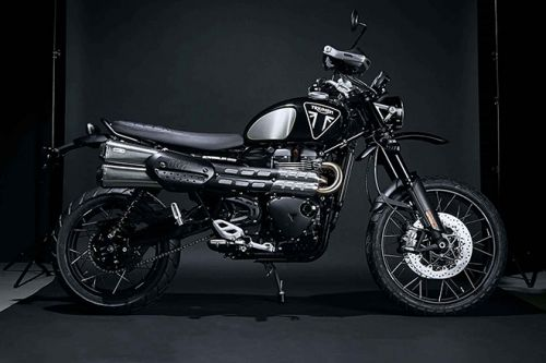 No Time to Die? The Triumph Scrambler 1200 Bond Edition Will Take You Anywhere