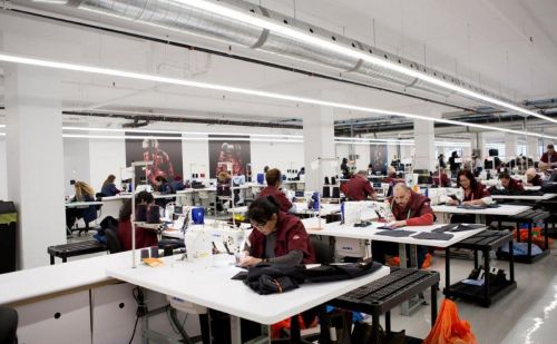 Canada Goose opens new manufacturing facility in Montreal