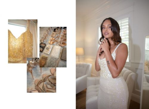 13 Reasons Why Actress Alisha Boe on Wearing the Dress of Her Dreams