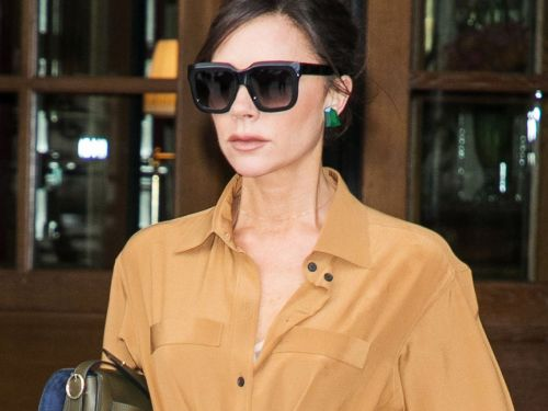 "Victoria Beckham Is Developing A ""Very Scientific"" - & Posh - Skin-Care Line"