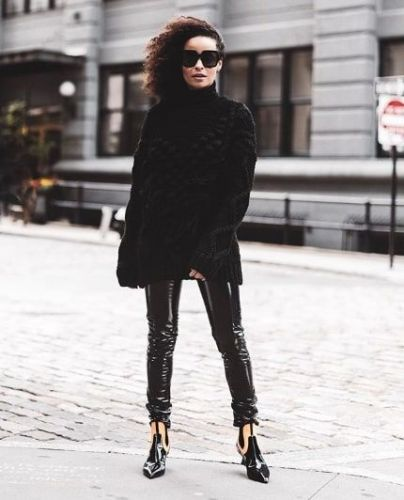The Coolest Winter Party Outfits, Period